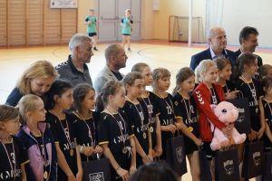 Ogólnopolski Turniej Piłki Ręcznej Dziewcząt w Baninie 2019. Świetna gra i zwycięstwo gospodyń z Banina
