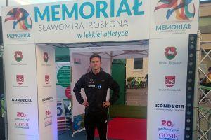 Krzysztof Różnicki świetnie pobiegł w Piasecznie. Ma szanse na start w Igrzyskach Europejskich