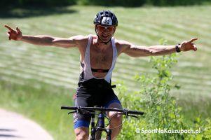 Triathlon i Duathlon na Złotej Górze 2019 - zdjęcia z etapu kolarskiego [GALERIA nr 3]
