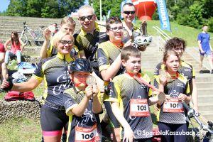 Duathlon dzieci podczas Triathlonu Kartuzy na Złotej Górze na zdjęciach [GALERIA nr 5]