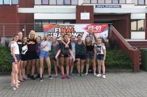 Piątka awansowała do ósemki w finale koszykarskich Igrzysk Dzieci