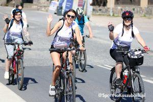 Wielki Przejazd Rowerowy 2019. Liczny peleton z Kartuz pojechał na święto cyklistów do Sopotu