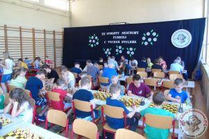 Jubileuszowy Otwarty Szachowy Turniej o Puchar Stolema w Dwójce