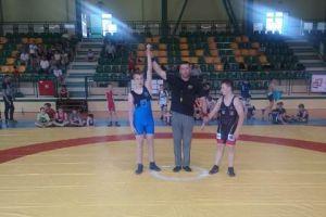 Medale zapaśników Cartusii w Międzynarodowej Lidze Bałtyckiej o Puchar Burmistrza Lubawy