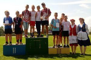 Zwycięstwo Jedynki i cztery rekordy podczas Gminnych Igrzysk Młodzieży Szkolnej 2019