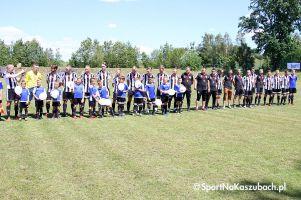 Gowidlino świętowało mistrzostwo B klasy. Mecz na szczycie, medale i mnóstwo kibiców na zakończenie sezonu