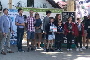 Kartuzianie na podiach Pucharu Mechelinek otwierającego Żeglarski Puchar Kaszub 2019