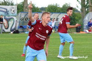 GKS Przodkowo -  Jaguar Gdańsk. Hat trick Piotra Ruszkula dał trzy punkty