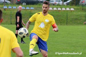 Czarni Pruszcz Gdański - Sporting Leźno. Sporting wygrał po raz trzeci z rzędu i jest bliski utrzymania