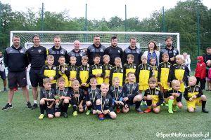 Santander Cup w Kartuzach. Dwa dni piłkarskiego święta dla dzieci z APK Jedynka