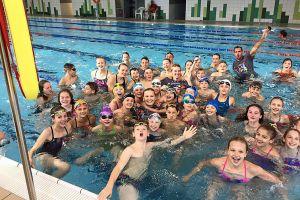 Otylia Swim Camp 2016 na Kaszubach. Mistrzyni olimpijska i jej młodzi uczniowie przebywali na obozie w Kartuzach i Ramlejach