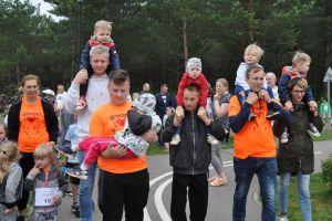 Bieg dla Życia w Stężycy. Dzieci i młodzież pobiegli wspomagając budowę hospicjum
