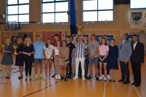 Sportowy rok szkolny 2018/2019 w gminie Żukowo podsumowany. Banino dwukrotnie najlepsze