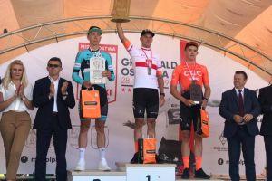 Szymon Sajnok mistrzem Polski U23 w jeździe indywidualnej na czas w Ostródzie