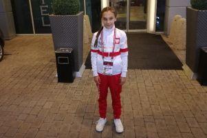 Dominika Konkel pierwszą zapaśniczką Cartusii na mistrzostwach Europy