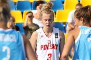 Aleksandra Ustowska zagra w reprezentacji Polski na mistrzostwach Europy U18 w Sarajewie