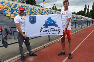 Krzysztof Różnicki wygrał bieg na 800 m w lekkoatletycznym czwórmeczu w Kijowie