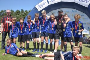 23 drużyny zagrały w drugim turnieju RegioLigi w Żukowie