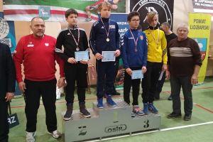 Igor Dąbrowski z Moreny Żukowo powalczył w Mistrzostwach Europy w Zapasach U15 w Krakowie