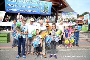 Media 2016 – Ostrzyce, czyli XX Zawody Wędkarskie Święto Ryby Jeziornej  - zdjęcia i relacja z Ostrzyc
