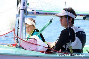 Załogi z Kartuz i Stężycy popłyną w Mistrzostwach Świata Klasy Cadet w Krynicy Morskiej