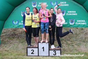 Turniej Siatkówki Plażowej w Żukowie. Ponad 30 par zagrało na piasku mimo deszczu