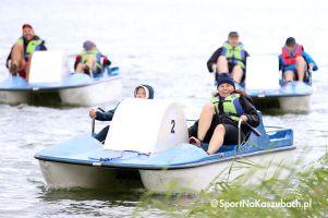 Mistrzostwa Kaszub w Wyścigach na Rowerkach Wodnych 2019 w zimnej aurze, ale gorącej atmosferze