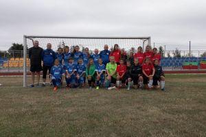 Piłkarki z Malborka i Sierakowic zagrały w finale turnieju MPKC