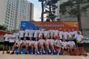 Jakub Skierka wystartuje w pływackich mistrzostwach świata