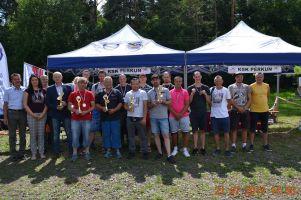 Mistrzostwa Gminy Żukowo w Strzelectwie Plenerowym 2019. Kankowski, Kujawska, Pituła i Grobelniak zwycięzcami