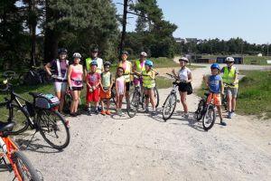 Rowerowa przejażdżka po gminie Żukowo z OKiS-em. Kolejna już w sierpniu