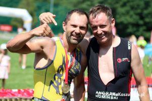 Prawie 150 zawodników wystartowało w Triathlonie Chmielno