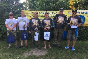 Teamy rywalizowały w VIII Mistrzostwach Kaszub w Wędkarstwie Spinningowym Kaszëbsczi Blinkier w Chmielnie