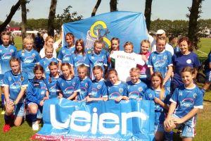Piłkarki Panter Sierakowice i Olimpico Malborka zagrały w turnieju Dani Cup 2019