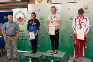 Magdalena Malotka - Trzebiatowska mistrzynią Polski kobiet. Jako juniorka młodsza pokonała wszystkie seniorki