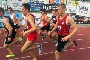 Rekordy życiowe biegaczy GKS-u Żukowo na Ogólnopolskim Mityngu Lekkoatletycznym w Chojnicach