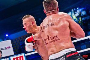 Zwycięstwo Bizewskiego nad Szrederem na gali FEN 13 Summer Edition - nowe zdjęcia i skrót walki