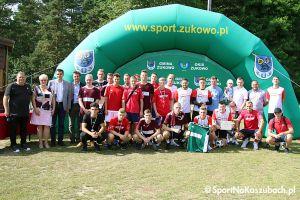 Mistrzostwa Gminy Żukowo Szóstek Piłkarskich. Złote medale dla Budmaksu Przodkowo
