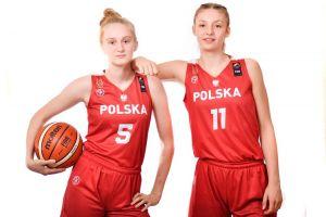 Reprezentacja Polski z Makurat i Kalenik trzecia w grupie podczas ME U16 w Skopje