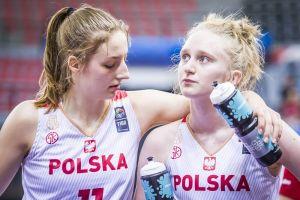 Polki ze smutkiem kończyły Mistrzostwa Świata w Koszykówce Kobiet U16 w Skopje