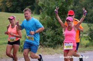 VI Bieg o Złotą Górę - Kaszuby Biegają 2019. Zdjęcia z podbiegu na Złotą Górę [GALERIA nr 2]