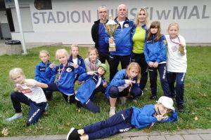 Piłkarki z Malborka i Sierakowic wygrały Turniej Pogranicza w Kaliningradzie