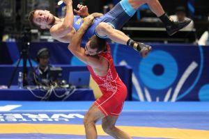 Gevorg Sahakyan o włos od strefy medalowej i kwalifikacji olimpijskiej w Mistrzostwach Świata 2019 w Zapasach