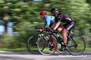 Cyklo Kartuzy 2019. Zdjęcia kolarzy obu dystansów na trasie i na finiszu w Kartuzach [GALERIA nr 2]