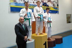 Dwoje zawodników GKS-u Żukowo zdobyło kwalifikacje do Mistrzostw Polski Młodzików w Judo