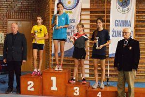 W Żukowie rozdano pierwsze laury i punkty Wojewódzkich Turniejów Klasyfikacyjnych w Tenisie Stołowym 2019