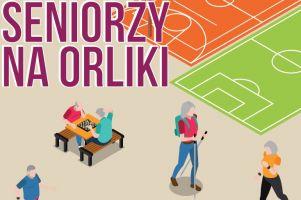 Spartakiada z wieloma atrakcjami zakończy projekt Seniorzy na Orliki w Sierakowicach