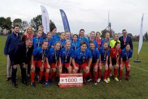 GKS Żukowo przegrał z BPAP Marcus Gdynia w finale wojewódzkim Pucharu Polski Kobiet