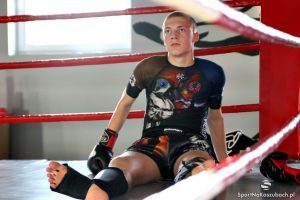 Nikodem Bigus z Rebelii Kartuzy pojechał już na Mistrzostwa Świata Kadetów i Juniorów w Kick - Boxingu WAKO w Irandii