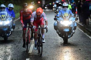 Szymon Sajnok na 17. miejscu w kolarskich Mistrzostwach Świata w Yorkshire. Gdyby nie ostatni podjazd...